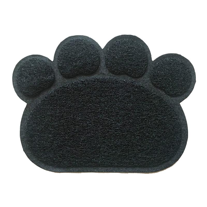 Image 3 - Cartoon Dog Paw Printed Mat Waterproof Footpad Carpet Kids Anti Slip Bedroom Rugs Floor Kitchen Mat For Home Decor 30x40cm-in Mat from Home & Garden