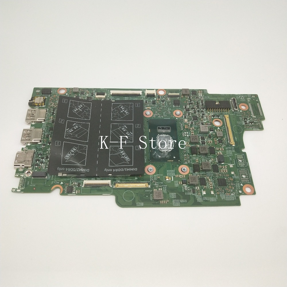 FOR Dell Inspiron 13 5379 15 5579 laptop motherboard DNKMK 0DNKMK CN 0DNKMK W/ i7 8550U CPU|Laptop Motherboard| |  - title=