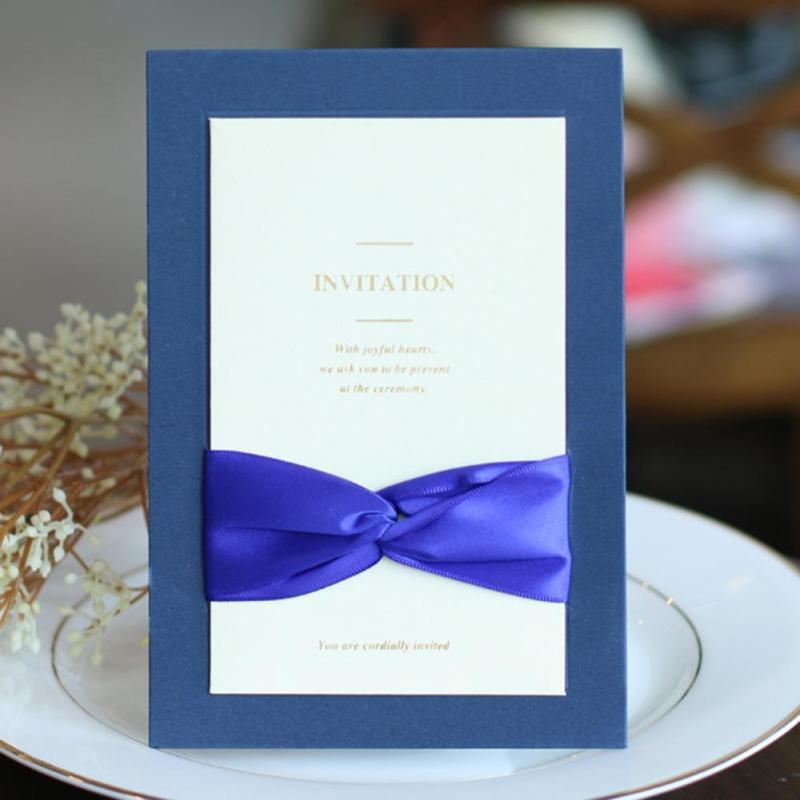 Single Wedding Invitations Invitation Ideas