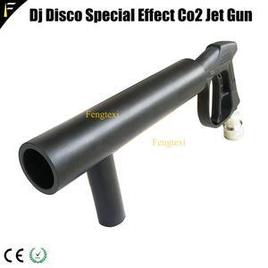 Image 5 - Co2 Jet מכשיר Cryo אקדח תותח יחיד צינור נוזל CO2 & קרח להחלפה אקדח Dj מועדון בר כף יד מגניב co2 jet תותח עשן רובים