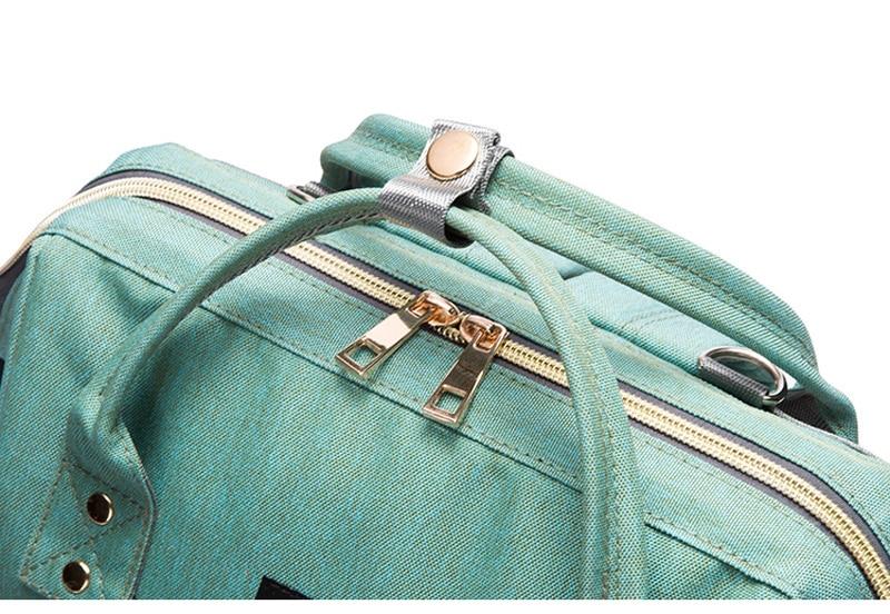 HTB1A5d8i3mTBuNjy1Xbq6yMrVXa4 Baby diaper bag mommy stroller bags USB large capacity waterproof nappy bag kits mummy maternity travel backpack nursing handbag