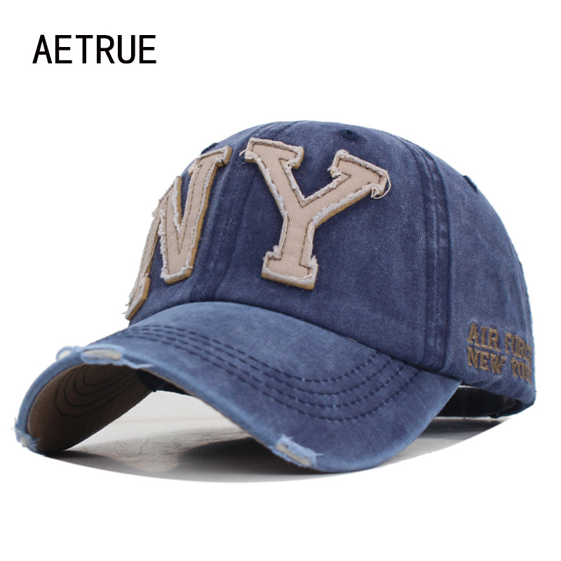 AETRUE Fashion Brand Baseball Cap Women Men Snapback Casquette Bone Dad Hats For Men Trucker Hip hop Gorras Vintage Male Hat Cap