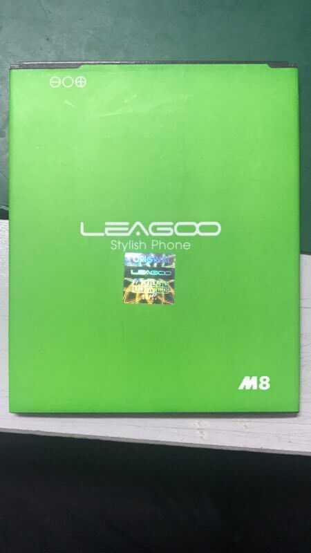 Leagoo M8 Battery 3500mAh 100% Original High Quality pro Replacement accessory For