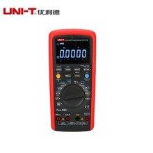 UNI-T UT171B Промышленная Правда RMS Цифровые Мультиметры AC DC 10A Амперметр-40F ~ 1832F/-40C ~ 1000C термометр V.F.C НТС Функции