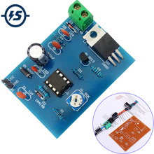 5 12V DIY Kits 555 Pulse Width Modulation Speed Regulator Controller Suite Electronic Production Skills