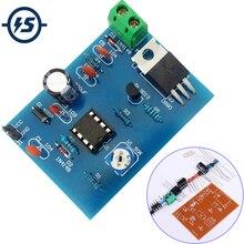 555 Electronic DIY Kits 5-12V Pulse Width Modulation Speed Regulator Controller