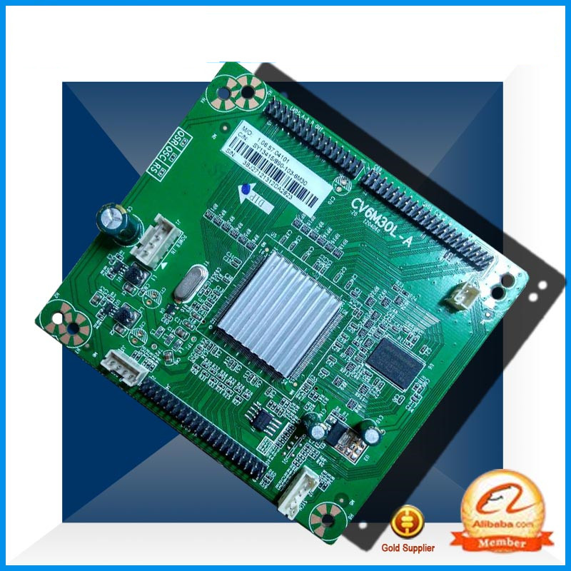 60HZ To 120HZ Adapter Plate Transition Board Upboard CV6M30L-A Double Plate Double LVDS