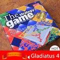 Blokus Gladiatus 4 Игроков Стратегия Шахматы Настольная Игра Стратегия Игры для всей Семьи Подарок