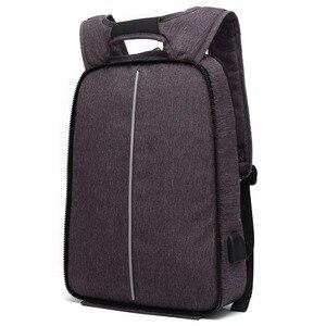 Plecak na laptopa XQXA 17 cali zmieniający styl i pojemność w każdej chwili kobiety i mężczyźni torby biznesowe plecak szkolny na iPad Air 2 / Pro