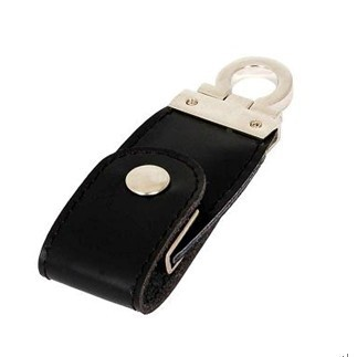 Wholesale Price Full Capacity 10pcs/lot Kpop Leather Keychain USB Flash Drive Promotional Gift Free Shipping