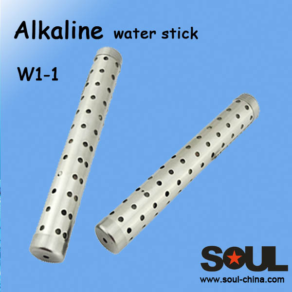 Lkaline Water Stick With Tourmaline Stone Zeolites Maifanshi Muyu Jade Clay, Nano-Silver Powder, And Kaolin Earth