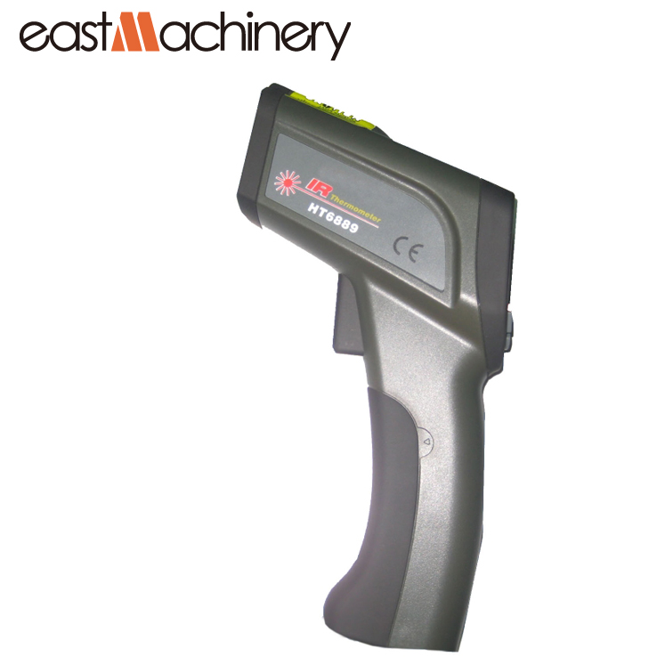 Non-Contact High Temperature  Infrared Thermometer Backlight LCD Display