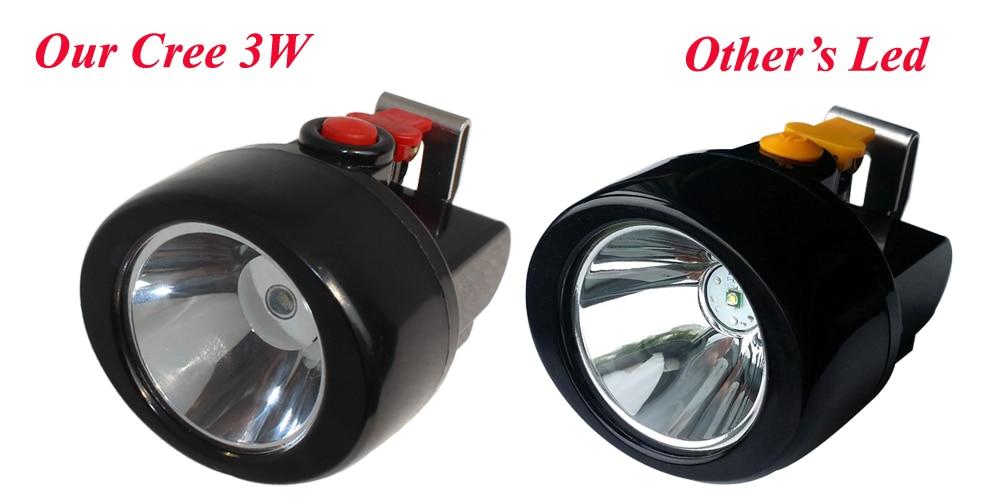 3W φωτεινότερο 10000LUX Λάμπα ασφαλείας - Φορητός φωτισμός - Φωτογραφία 3