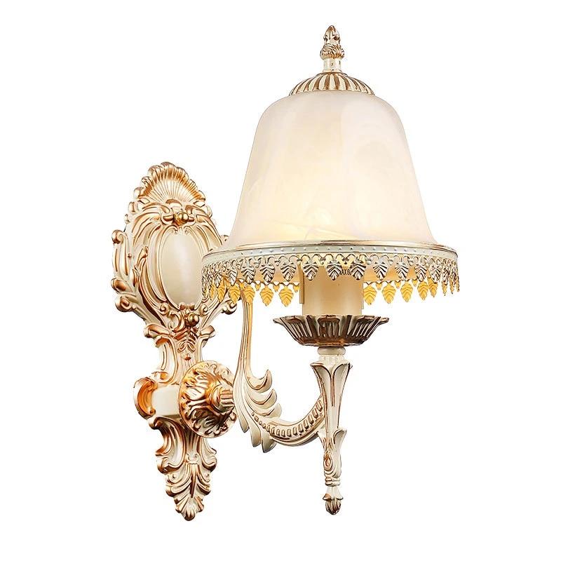hot sale wall lamp genuine zinc vintage wall light handmade high quality novelty bathroom light