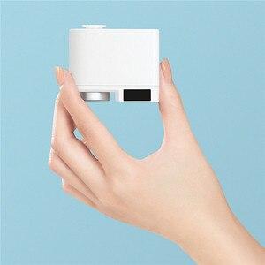 Image 5 - Youpin xiaoda חכם חיישן ברז חיישן אינפרא אדום אוטומטי שומר מים ברז נגד הצפת מטבח אמבטיה אינדוקטיביים רז