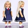 """Fashion school  American girl doll clothes dress fits for 18"""" american girl doll alexander,girl's dolls"""