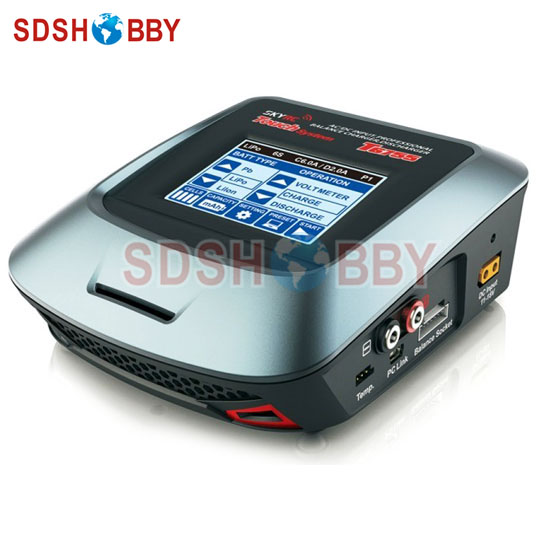 все цены на SKYRC T6755 AC/DC Professional Balance Charger/Discharger 2A/5W with Touch Screen