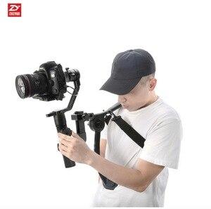 Image 1 - ZHIYUN Crane 2 Gimbal аксессуары поперечный плечевой держатель рукоятки Rig аналогичный Easyrig ReadyRig Atalas