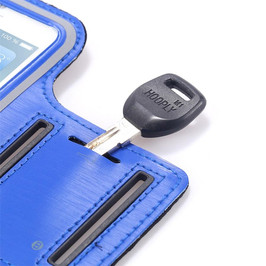 Pokrowiec na iPhone 7 Plus wodoodporna sportowa opaska na ramię do - Części i akcesoria do telefonów komórkowych i smartfonów - Zdjęcie 4