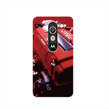 Phone Case with Red Honda for Motorola