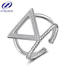 Новое модное изысканное ювелирное изделие из стерлингового серебра