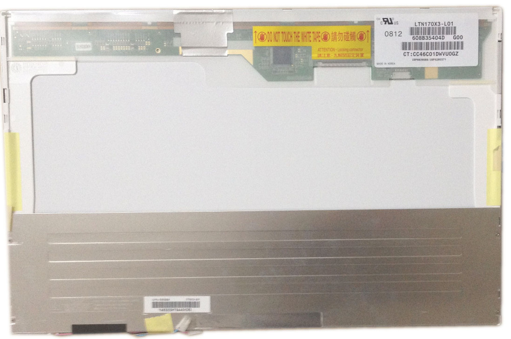 LTN170X3-L01 2 CCFL 30 PIN LCD Display Laptop Screen Panel 1440X900LTN170X3-L01 2 CCFL 30 PIN LCD Display Laptop Screen Panel 1440X900