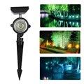 Солнечный светодиодный светильник для лужайки  открытый IP67 Водонепроницаемый садовый пейзаж  вставляемый Точечный светильник  домашний Со...