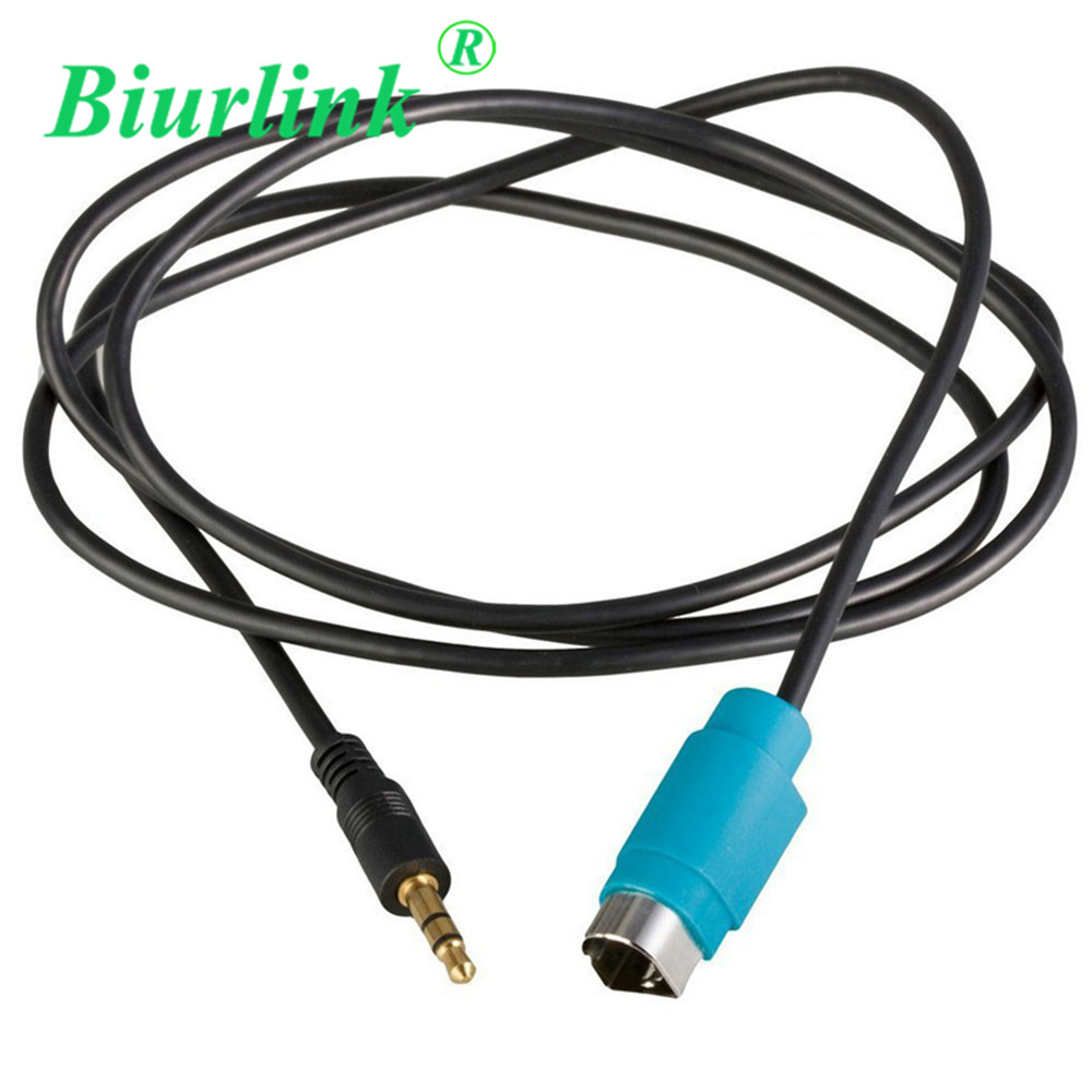 Audio AUX Input Cable Fullspeed To Mini Jack Adapter For Alpine CDA ...