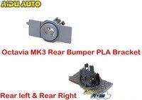 OPS Rear Bumper PLA Bracket Auto Parking Sensors Holder Support For Skoda MQB Octavia 3 MK3