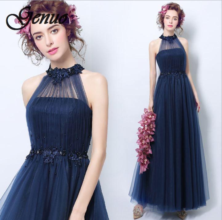 Genuo Women Dress 2019 Summer Sexy Off Shoulder Floral Print Chiffon Dress Style Short Party Beach
