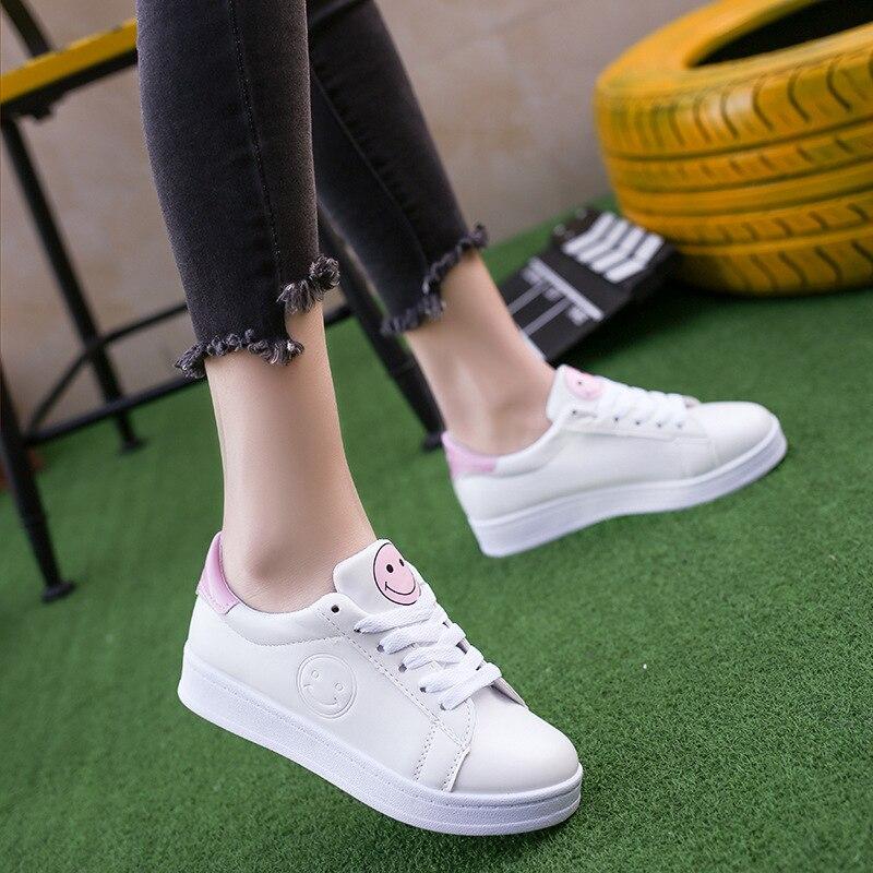 0077f635c72f Han new spring shoes superstar woman shoes men buty damskie air force 1  shoes women sneaker mujer buty sportowe damskie-in Skateboarding from  Sports ...