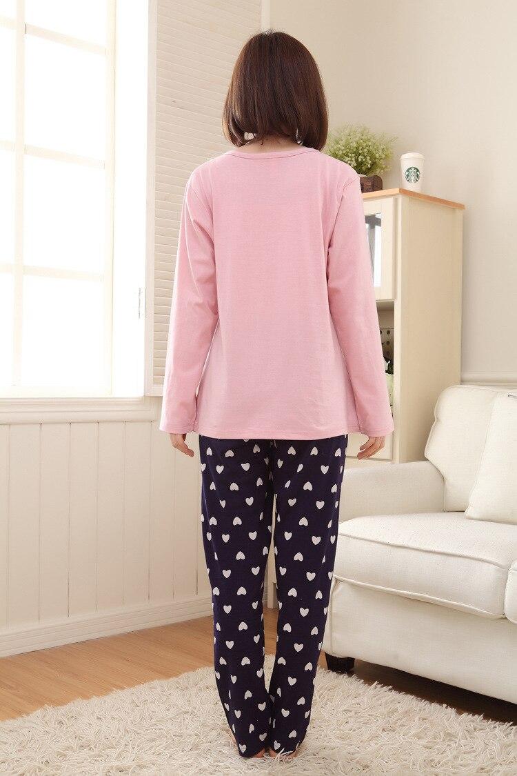 Aliexpress.com : Buy Plus Size Spring Autumn Cotton Print ...
