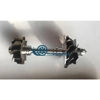 turbocharger rotor TF035HM 12T 4 For Hyundai H 1 Mitsubishi Pajero II Sport 49135 02110 49135 02100 MR212759 MR224978 36*37.69