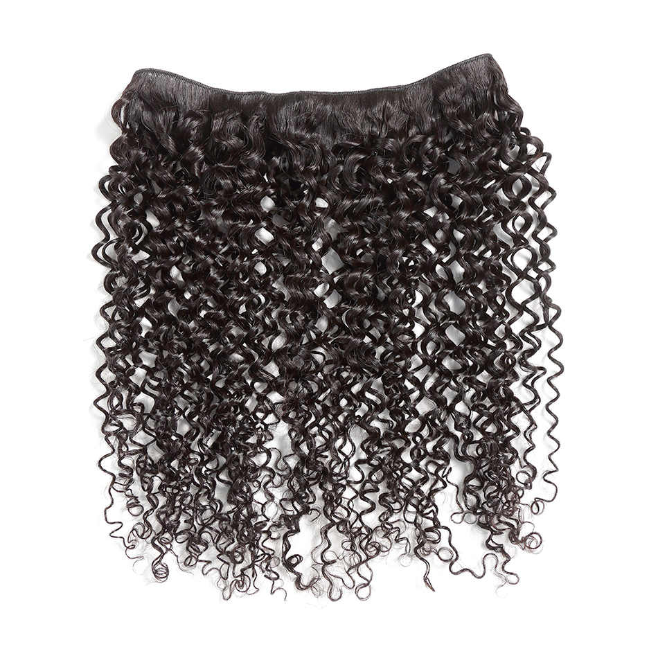 "ILARIA HAIR Mink Brazilian Afro Kinky Curly Hair 4 Bundles 10""-30"" Grade 8A Unprocessed Brazilian Virgin Human Hair Weave Bundle"