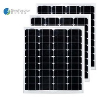 LED Panel Solar 12v 50w Solar Modules 36v 150w Solar Battery Charger Camping Buitenverlichting Zonne Energie RV Motorhome