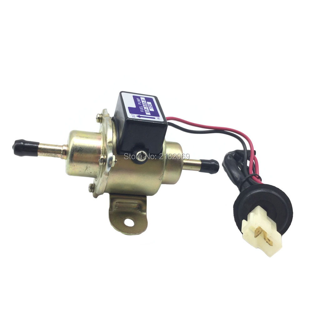 New Electric Fuel Pump /& Kit 12 Volts 3-5PSI Replace of EP-500-0