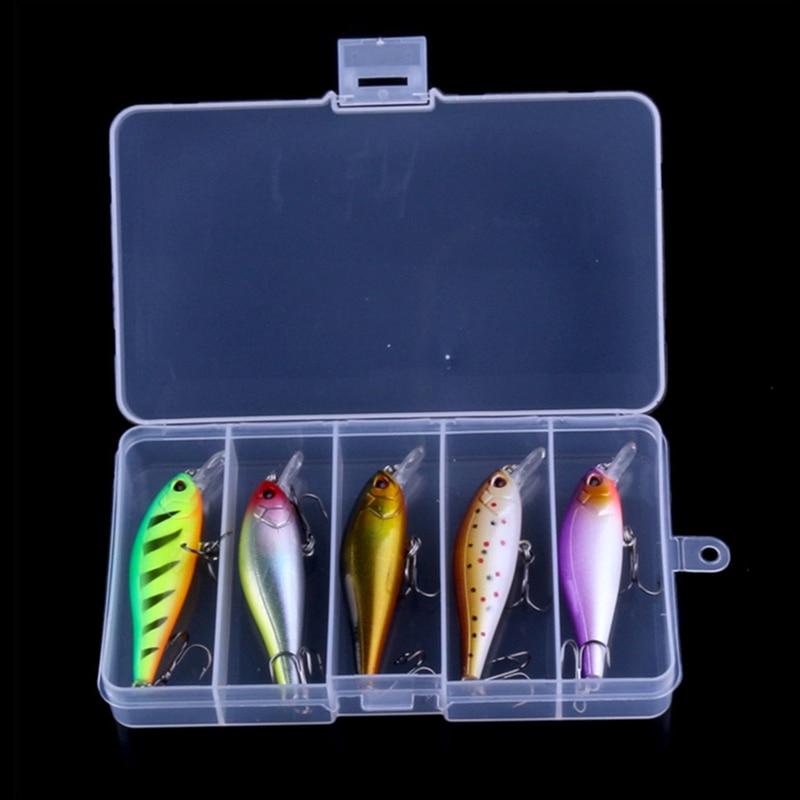 5шт / коробка Набір для приманки для - Риболовля - фото 3