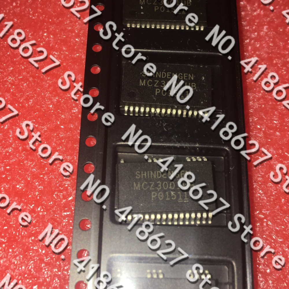 Active Components Conscientious 5pcs/lot Mcz3001ub Ssop-24 Lcd Tv High Voltage Driver Chip Aesthetic Appearance Electronic Components & Supplies