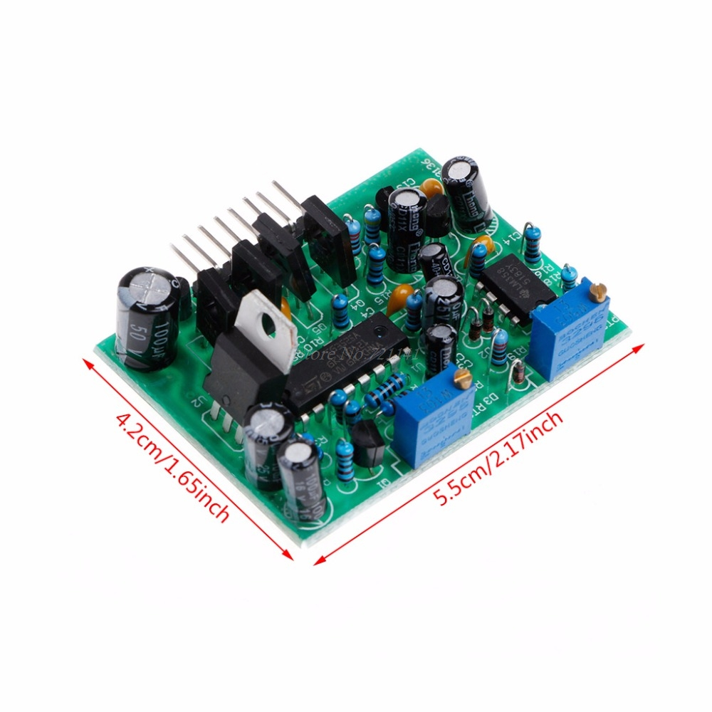 13 40khz Inverter Driver Board Sg3525 Lm358 Adjustable Dc 12 24v Pwm Motor Control Projects Driving 5000w In Integrated Circuits From Electronic Components Supplies On