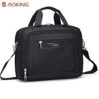 Aoking High Grade Polyester Men Briefcases Light Business Messenger Bags Men Office Handbags Men Totes Casual