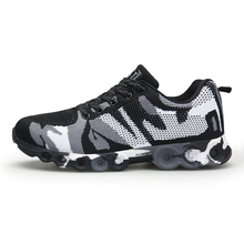 Men Running Shoes Breathable Outdoor Sports Shoes Lightweight Sneakers Comfortable Athletic Training Footwear Zapatillas Hombre