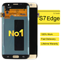 2 pcs alibaba china clone para samsung galaxy s7 edge highscreen sm-g935 lcd digitador substituição da tela de exibição