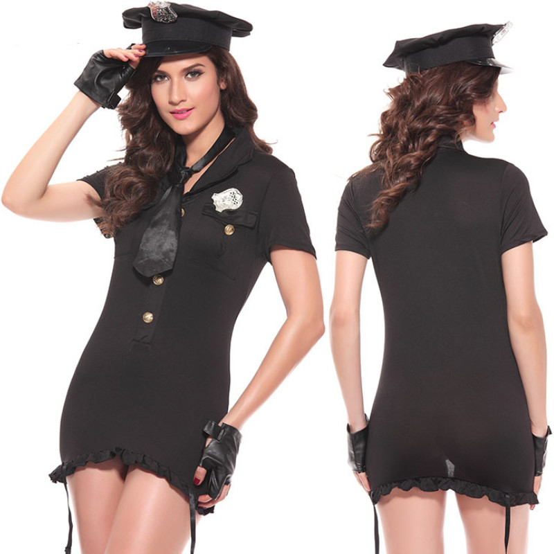Police Woman Hot 88
