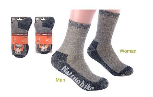 1Pair/lot Merino Wool Thermal Men