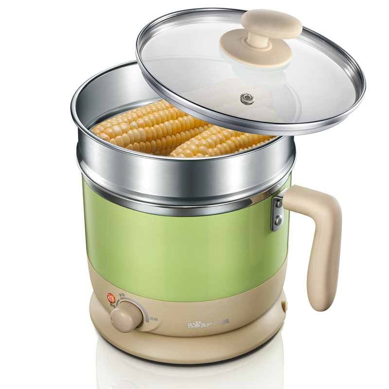Bear DRG-C1203 Multifunction Electric Cooker Electric Cups Student Dormitory Electric Cooker Cook Noodles Electric Hot PotBear DRG-C1203 Multifunction Electric Cooker Electric Cups Student Dormitory Electric Cooker Cook Noodles Electric Hot Pot