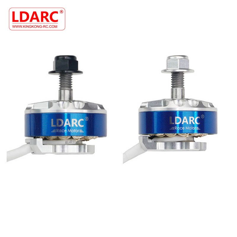 LDARC Kingkong XT2306 1700KV 4-6 s/2500KV 3-4 s sin escobillas del Motor W/Motor Base de montaje para KK 5GT RC Drone modelos parte