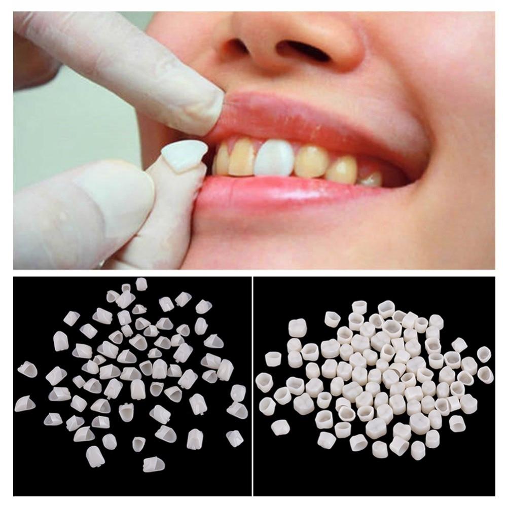 1 Box New Pro Dental Temporary Crowns Posteriors Anterior Molar Resin Tooth Teeth Caps #263521
