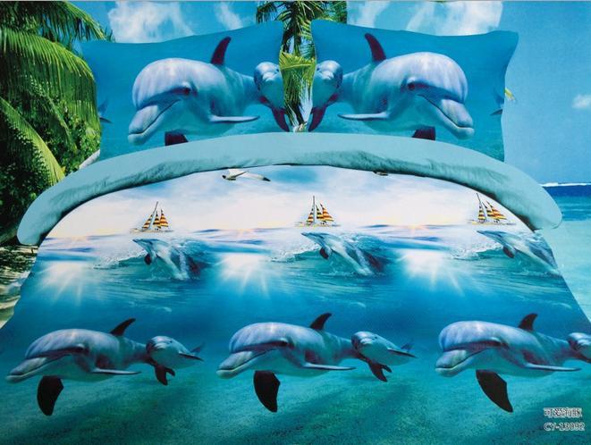 Popular Dolphin Comforter Set Buy Cheap Dolphin Comforter