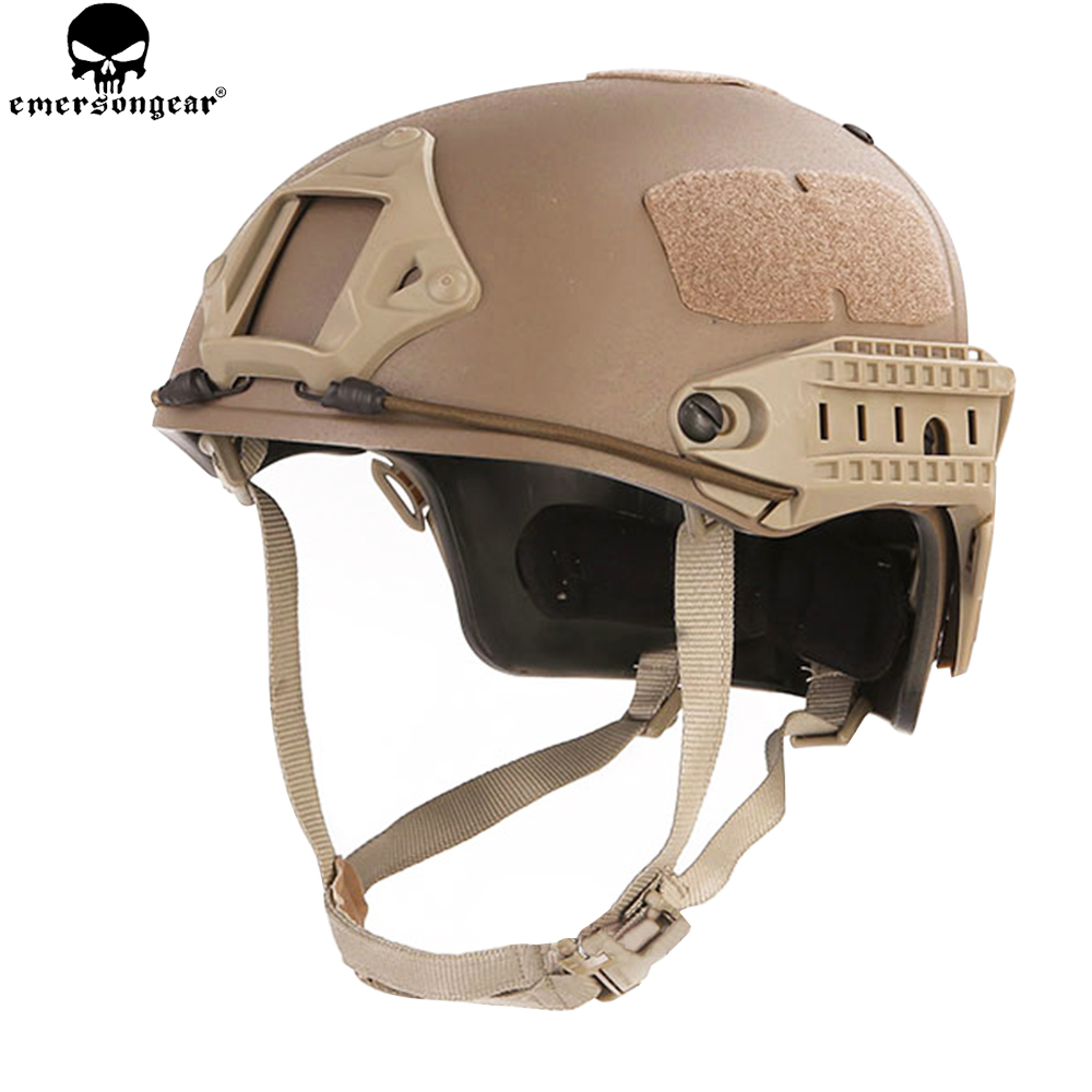 EMERSON Helmet Airsoft Wargame Protective Helmet CP Style Outdoor emersongear Tactical Hunting Helmet EM9224