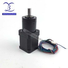 цена на NEMA 17 Planetary Reduction Stepper Motor Gear ratio 71:1 Planetary Gearbox stepper motor 1.68A 3d printer stepper motor